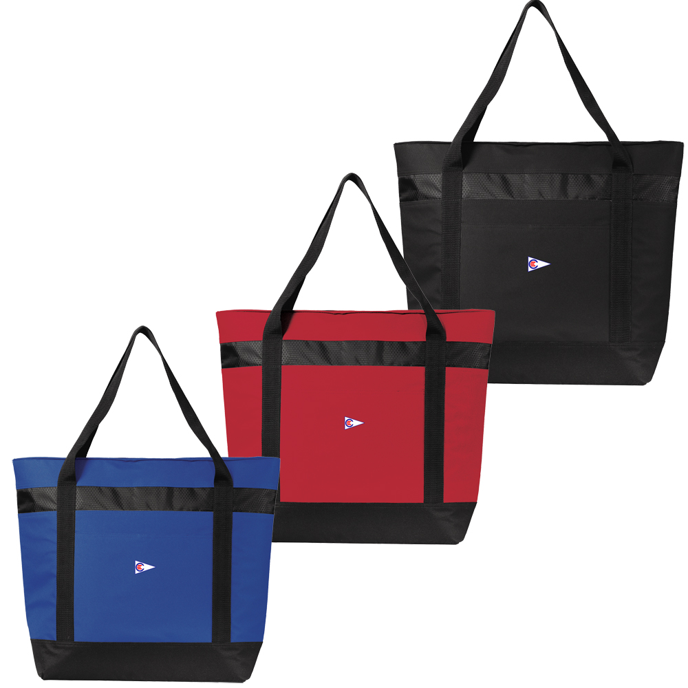 Essex Corinthian Yacht Club - Insulated Cooler Tote