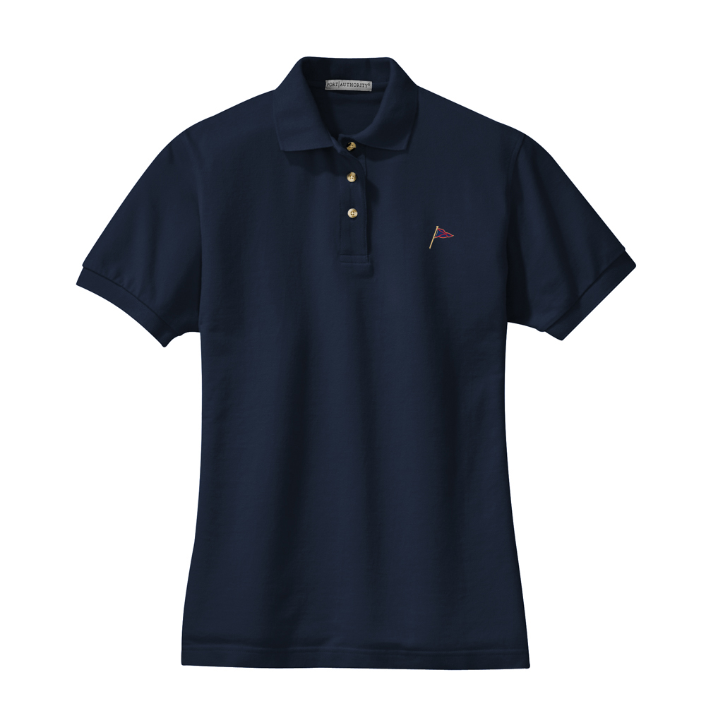 Eastern Point Yacht Club - Women's Cotton Polo