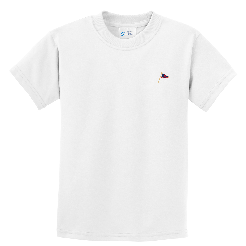 Eastern Point Yacht Club - Youth Short Sleeve Cotton Tee