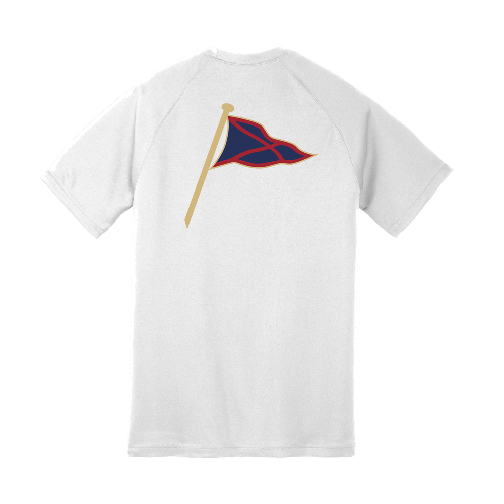 Eastern Point Yacht Club - Youth Short Sleeve Tech Tee