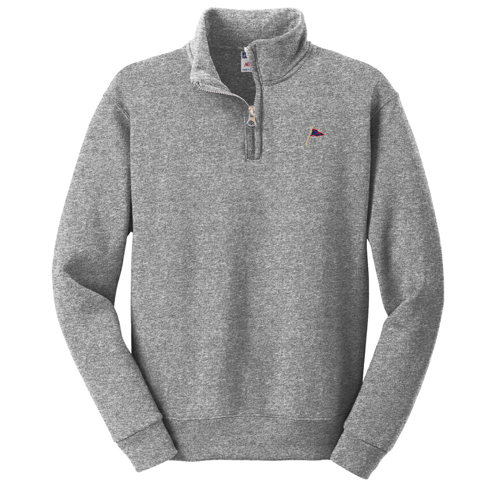 Eastern Point Yacht Club - Youth !/4 Zip Sweatshirt