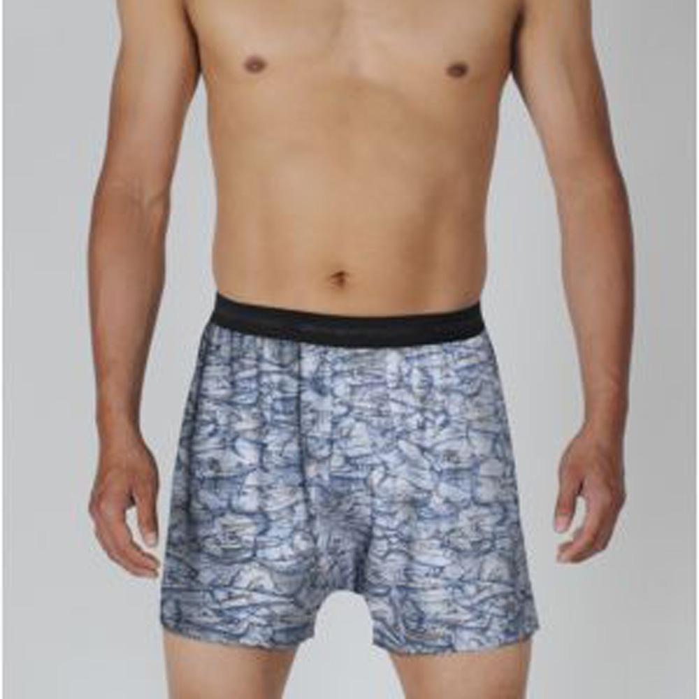 EXOFFICIO MENS GIVE-N-GO DEEPWATER BOXER (1245-1863)