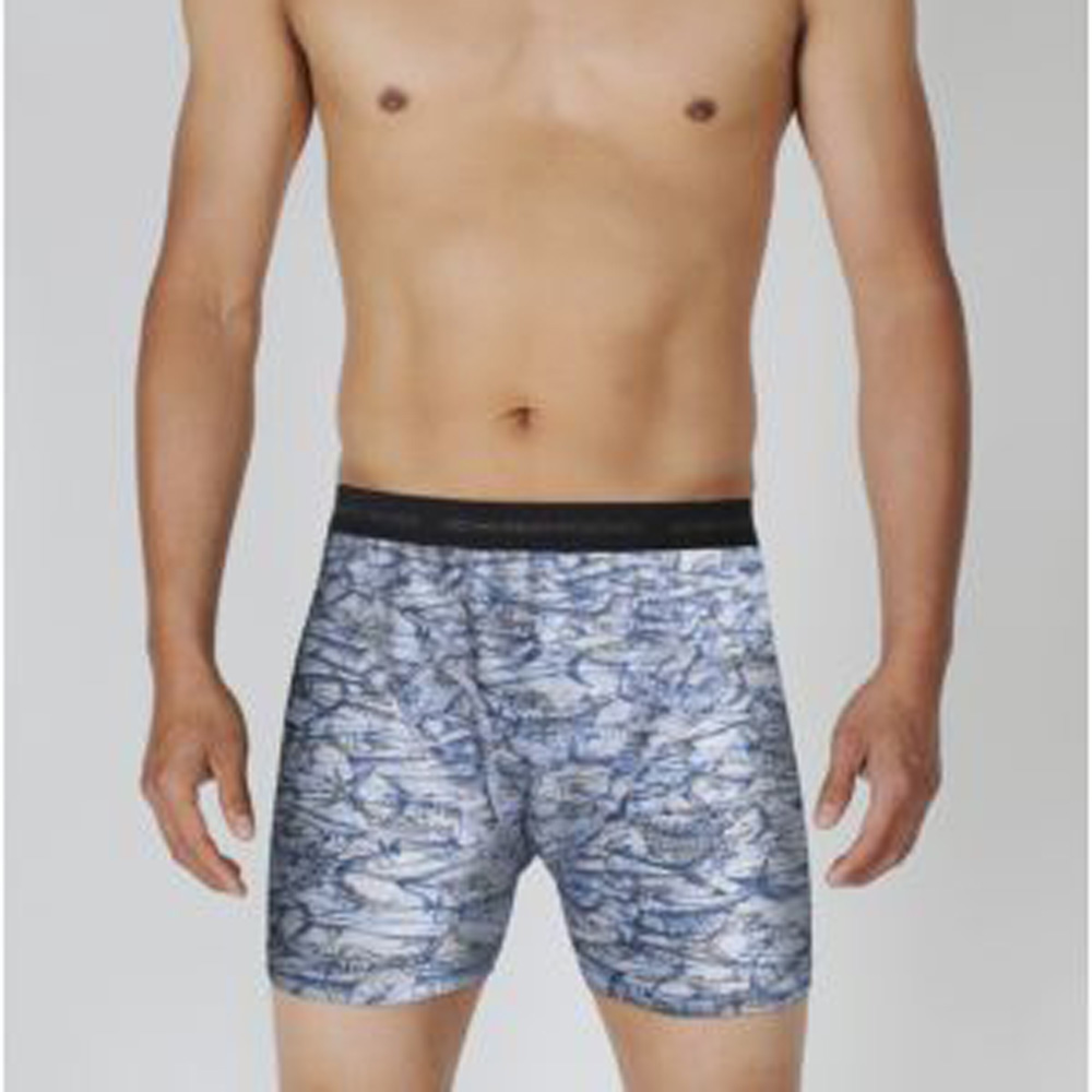 EXOFFICIO MENS GIVE-N-GO DEEPWATER BOXER BRIEF (1245-1864)