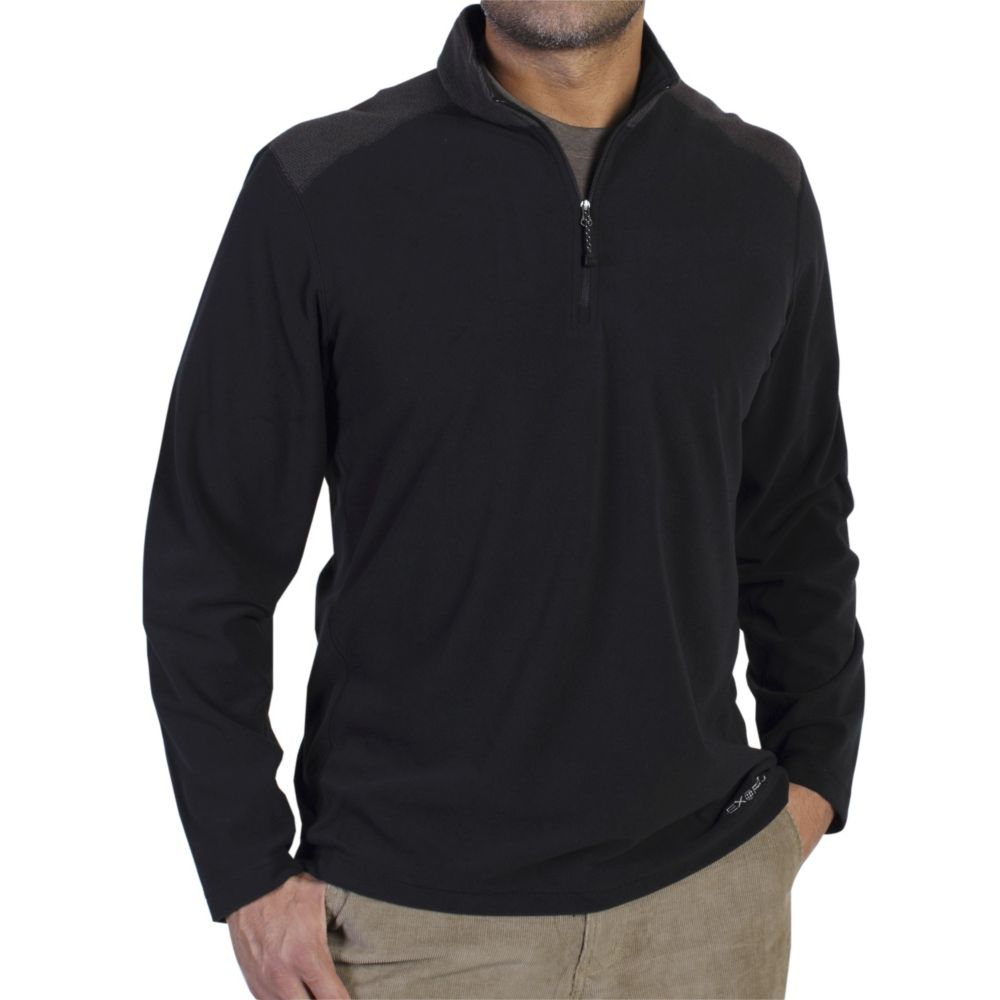 MENS MERIDIUS FLEECE 1/4 ZIP (1017-1869)