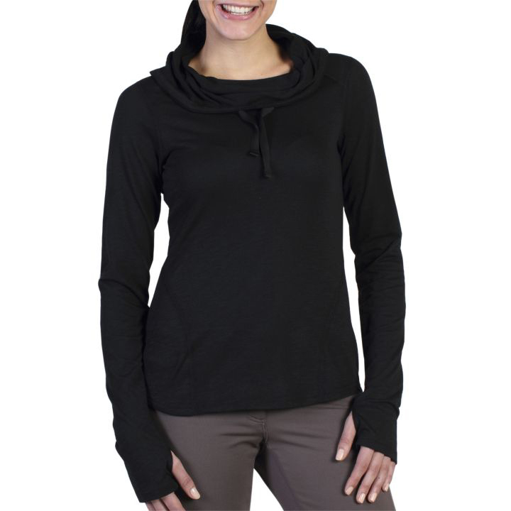 EXOFFICIO W'S JAVA TECH PULLOVER HOODY (2011-1903)