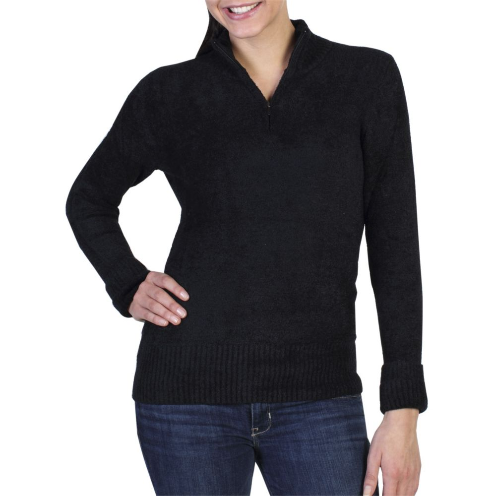 EXOFFICIO IRRESISTIBLE DOLCE 1/4 ZIP SWEATER (2015-1927)