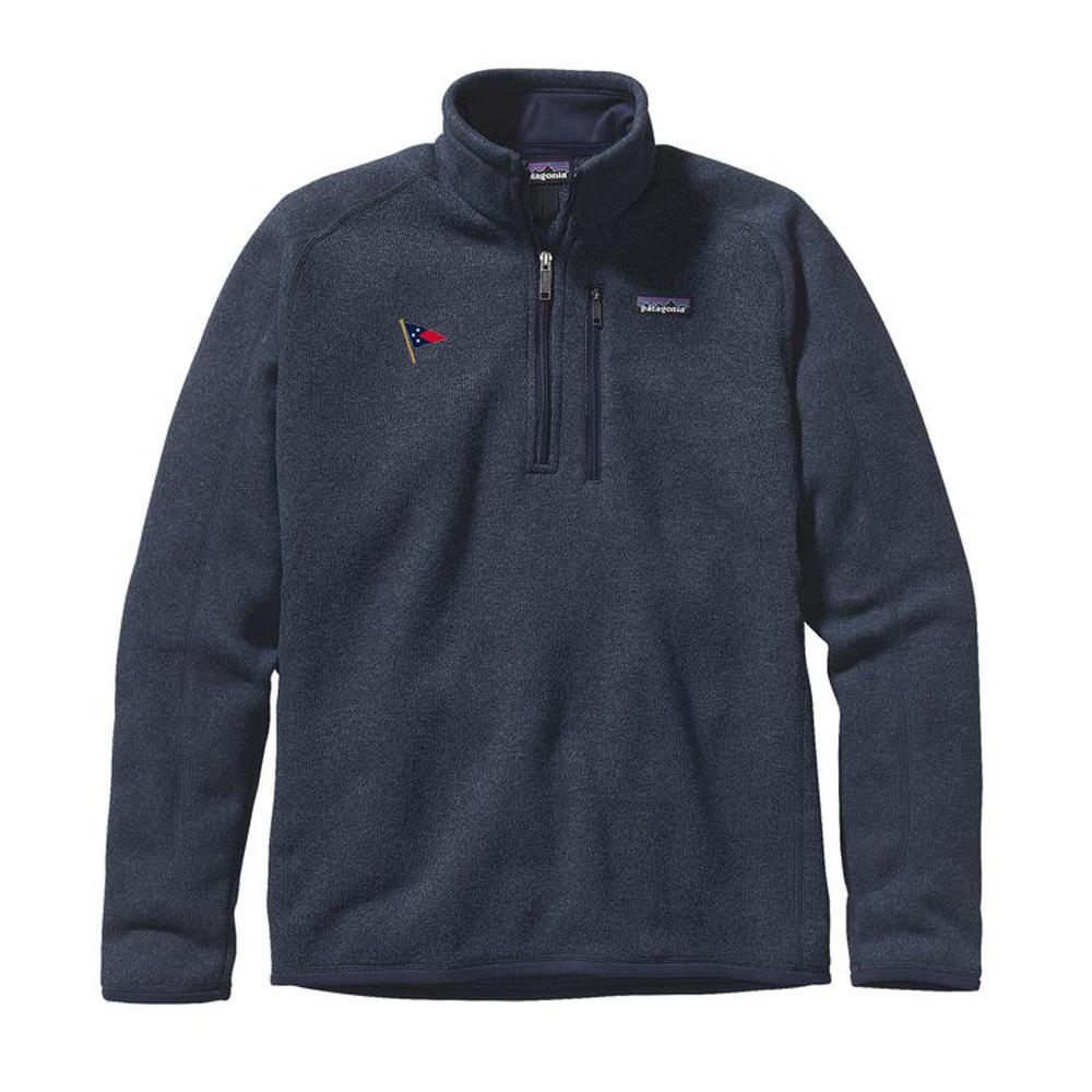 Edgartown Yacht Club - Men's Patagonia Better Sweater 1/4 Zip