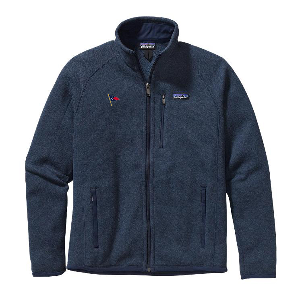 Edgartown Yacht Club - Men's Patagonia Better Sweater Jacket