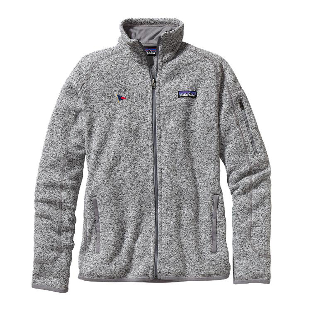 EDGARTOWN YACHT CLUB W'S PATAGONIA BETTER SWEATER JKT