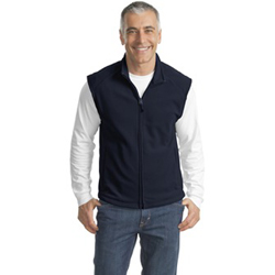 PORT AUTHORITY Men's ACTIVO MICROFLEECE VEST (F103)