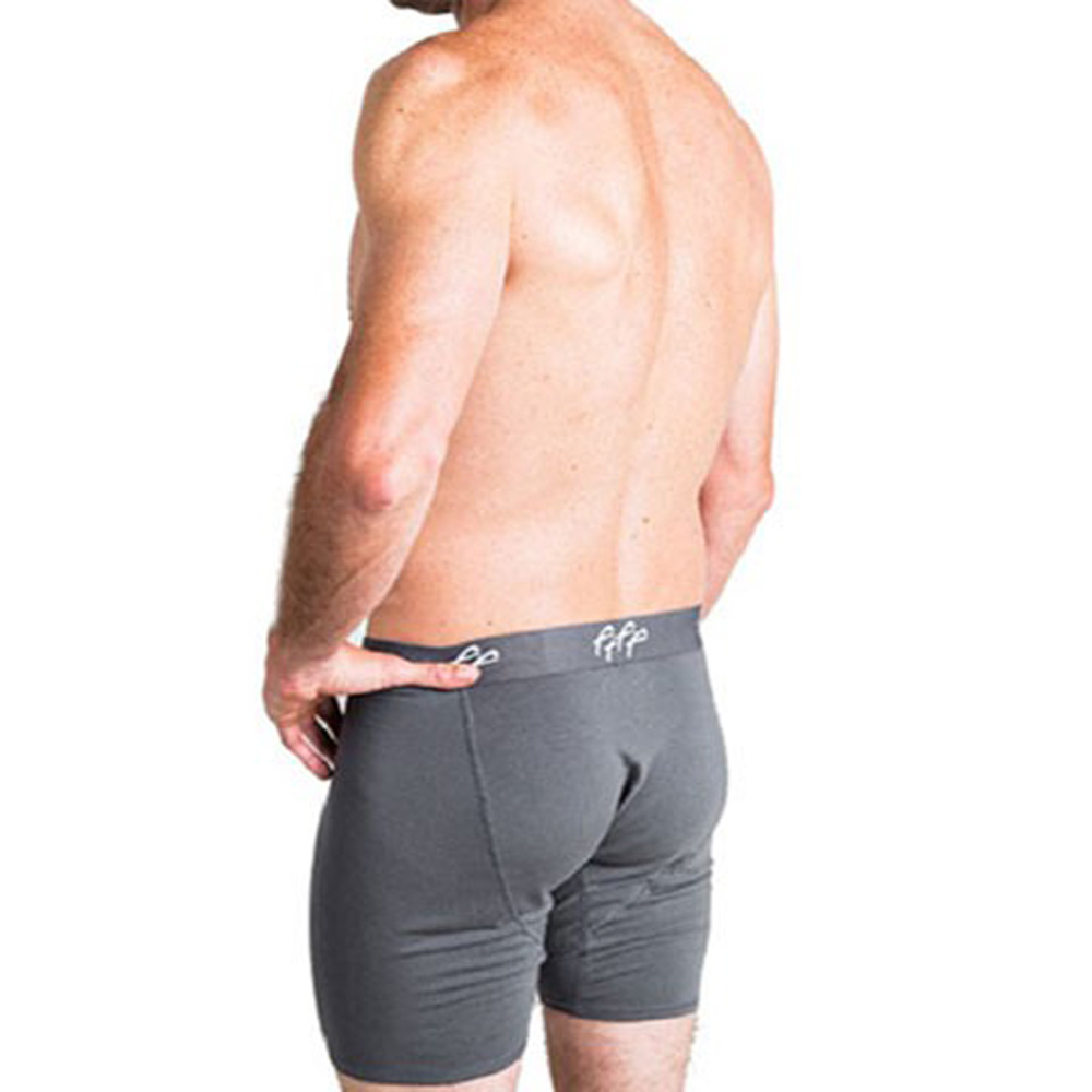 FREE FLY APPAREL BAMBOO COMFORT BOXER BRIEF (003)