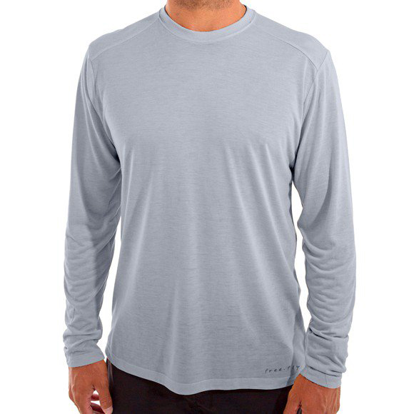 FREE FLY APPAREL BAMBOO LIGHTWEIGHT LONG SLEEVE (LWL106)