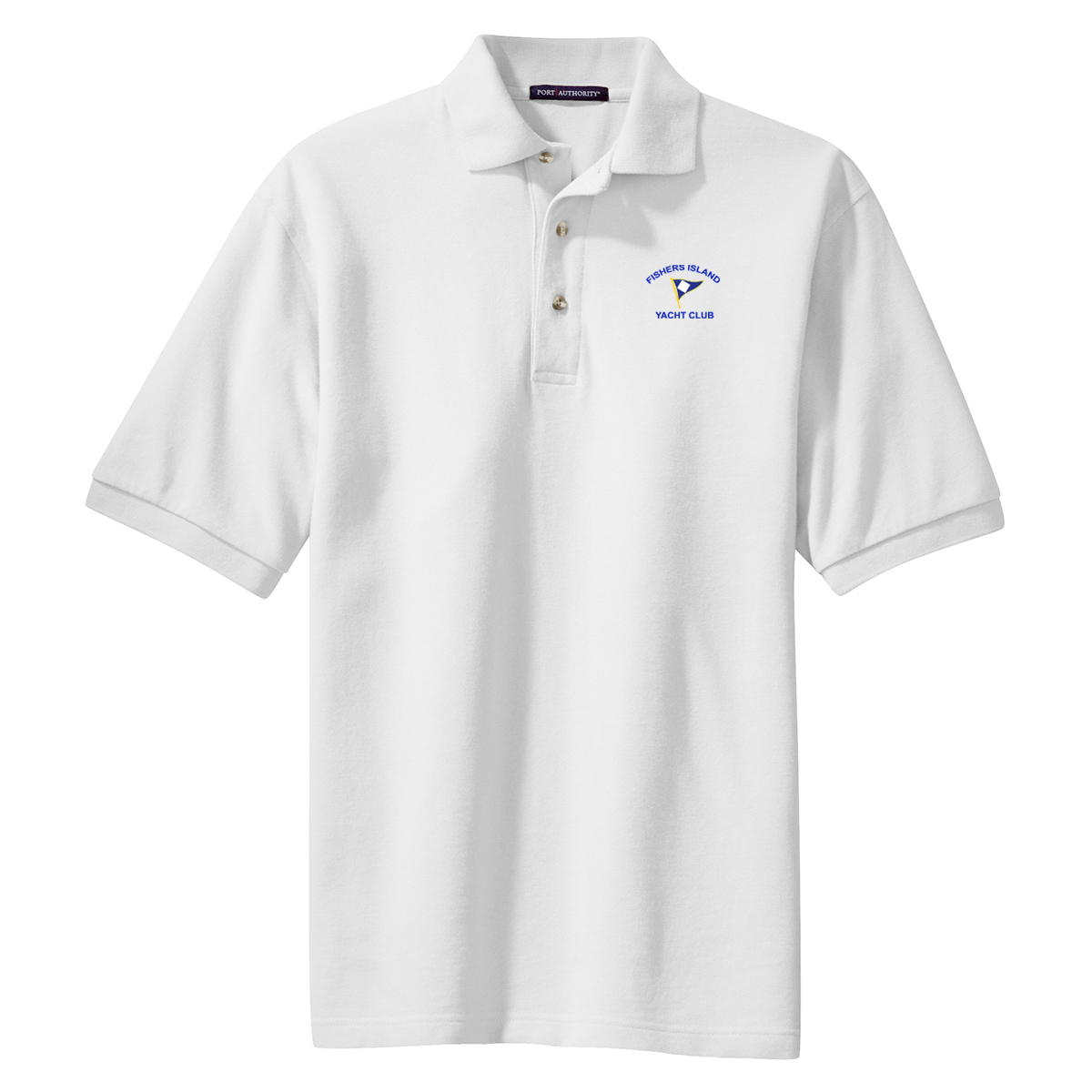 FIYC - M'S COTTON POLO