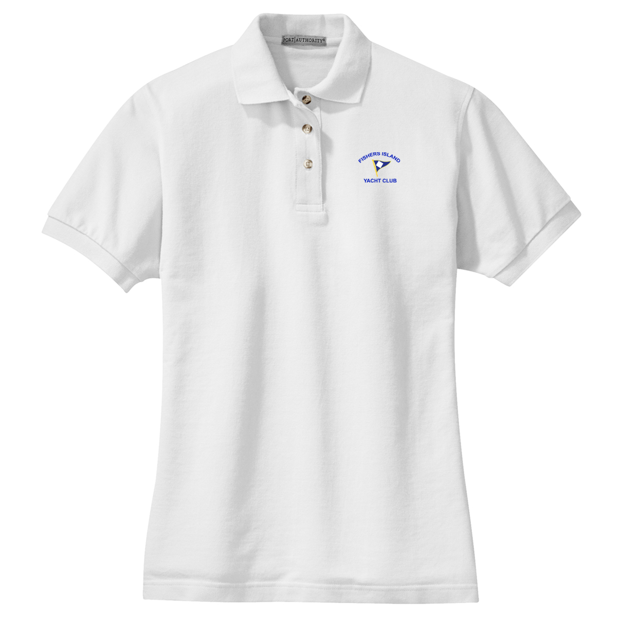FIYC - W'S COTTON POLO
