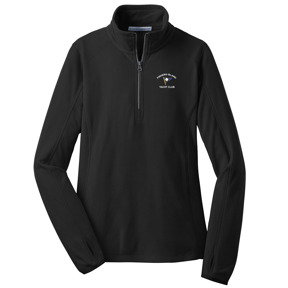 Fishers Island Yacht Club - Women's Fleece Pullover