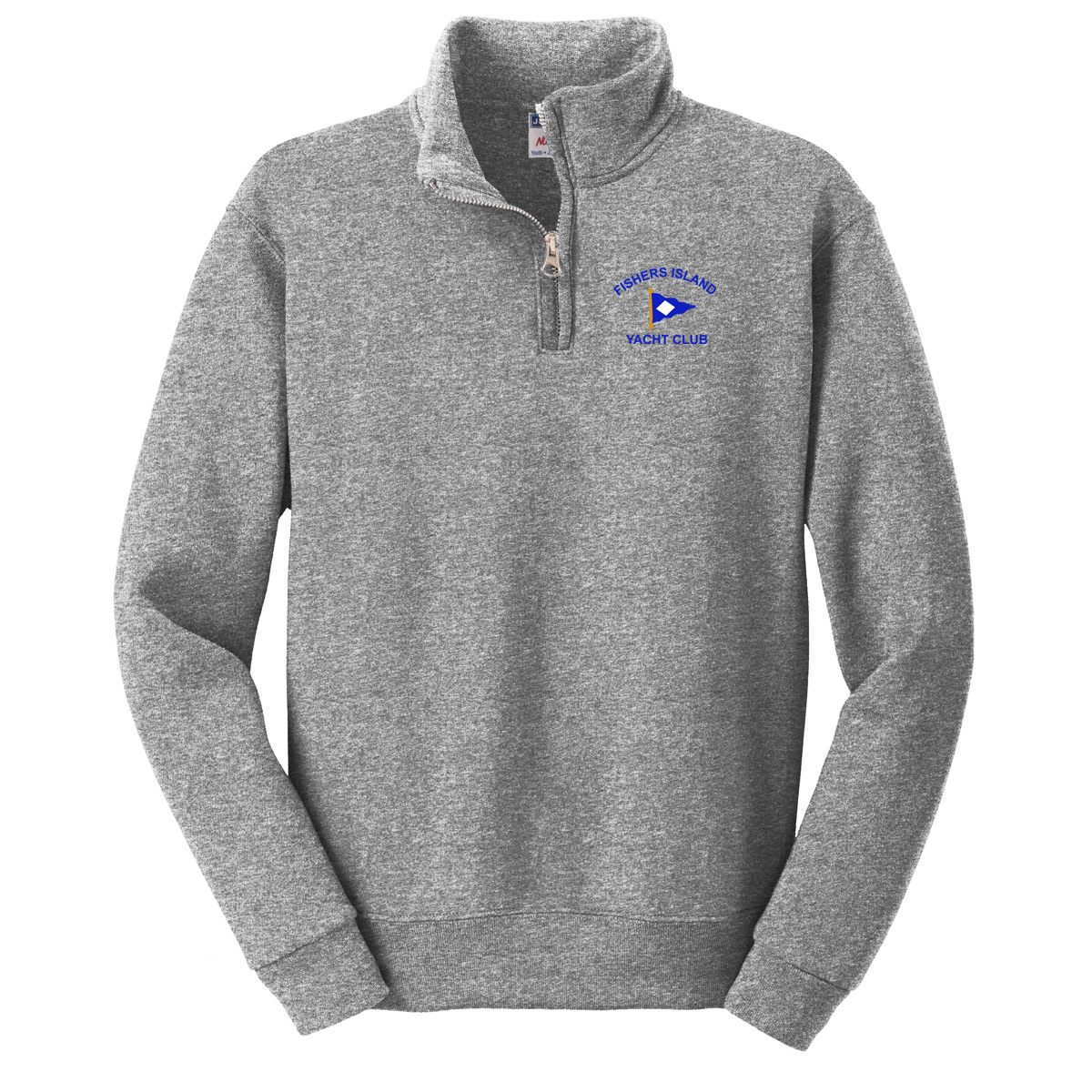 FIYC -  YOUTH 1/4 ZIP SWEATSHIRT