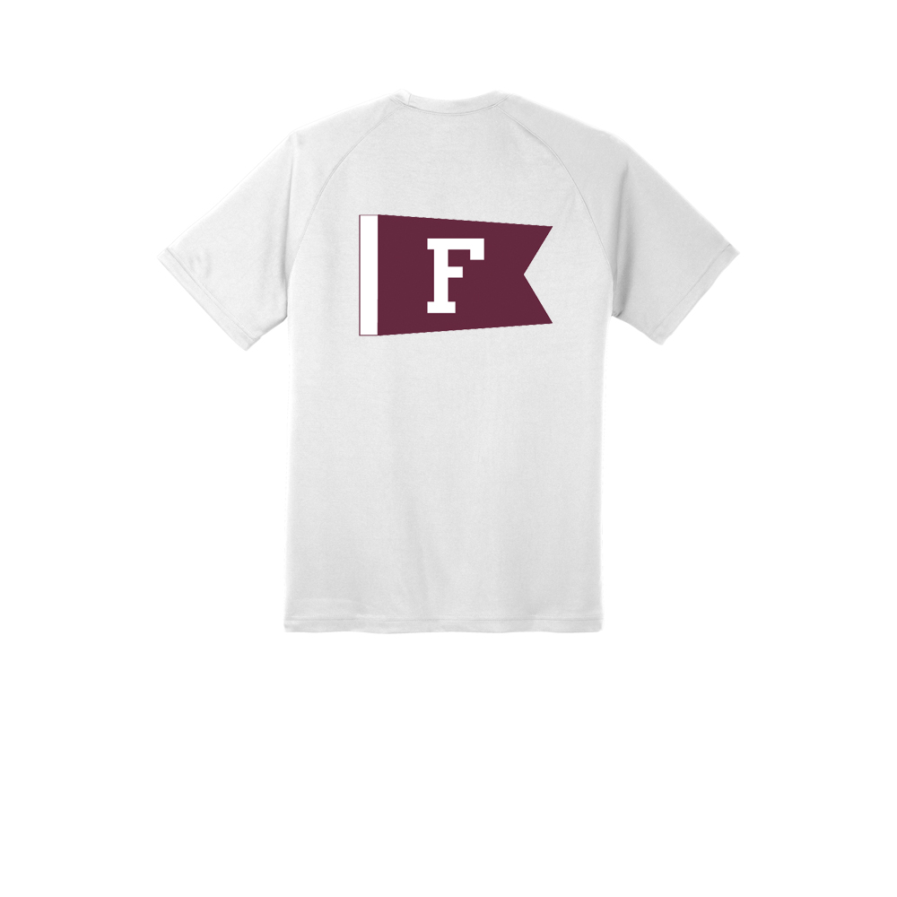Fordham University Sailing - Men's Short Sleeve Tech Tee