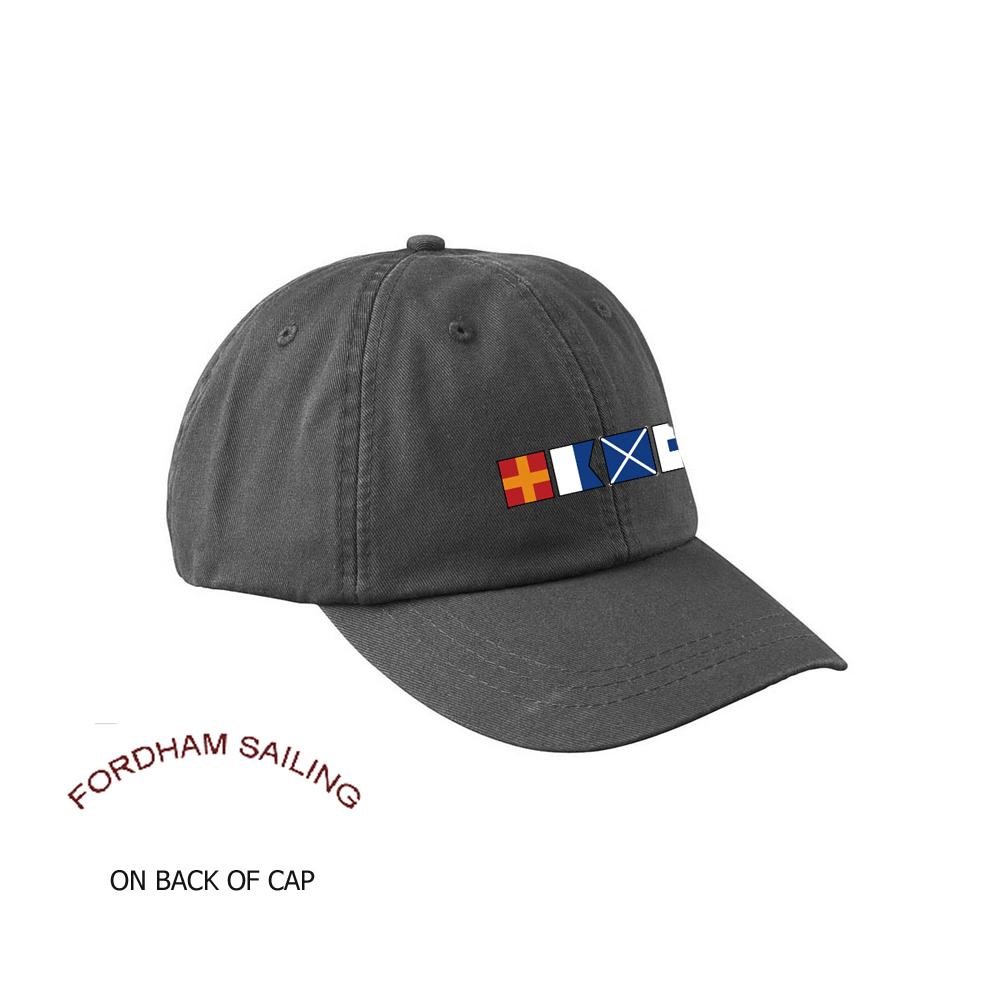 Fordham University Sailing - Code Flag Hat