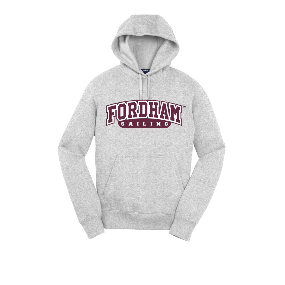 Fordham University Sailing - Hooded Sweatshirt