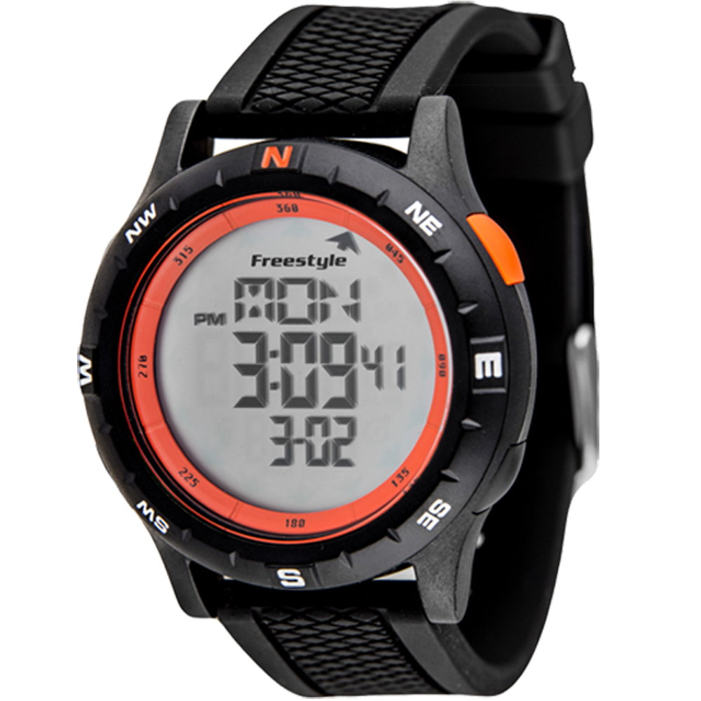 FREESTYLE NAVIGATOR 3.0 BLACK/ORANGE (10017007)