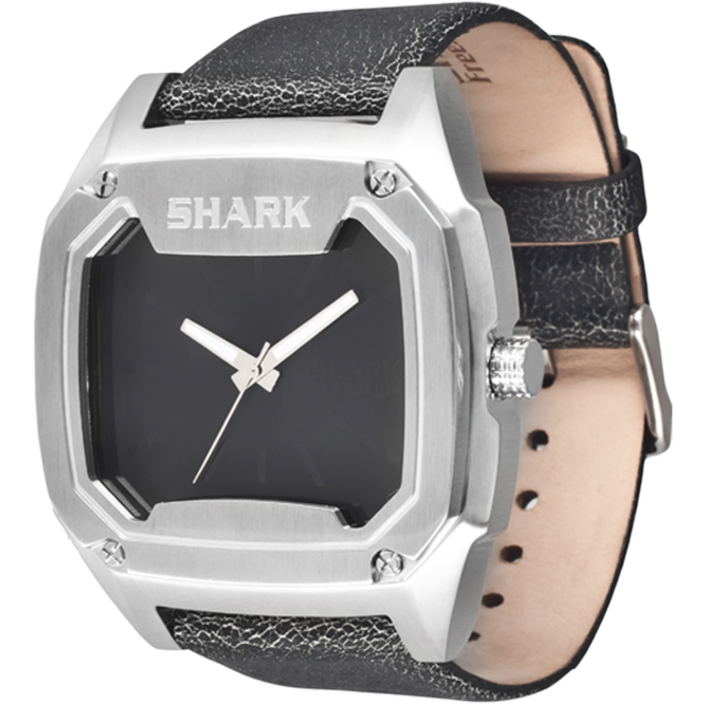 FREESTYLE KILLER SHARK METAL - BLK LEATHER (101062)