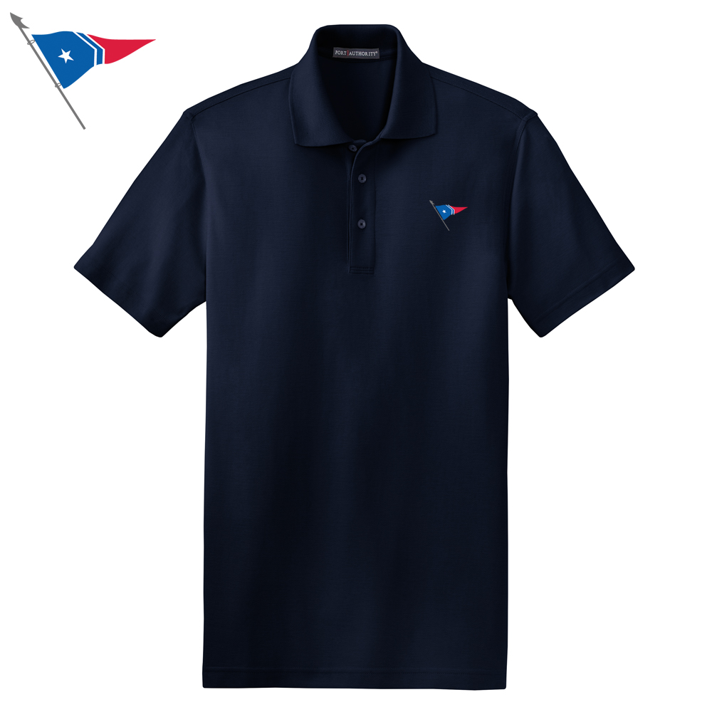 GHYC - M'S COTTON POLO