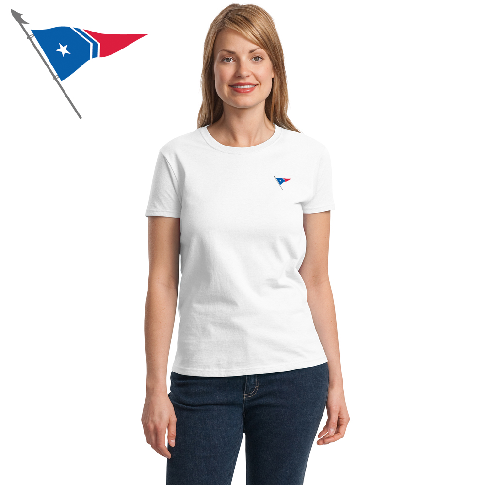 Great Harbor Yacht Club - Women's Short Sleeve Cotton Tee