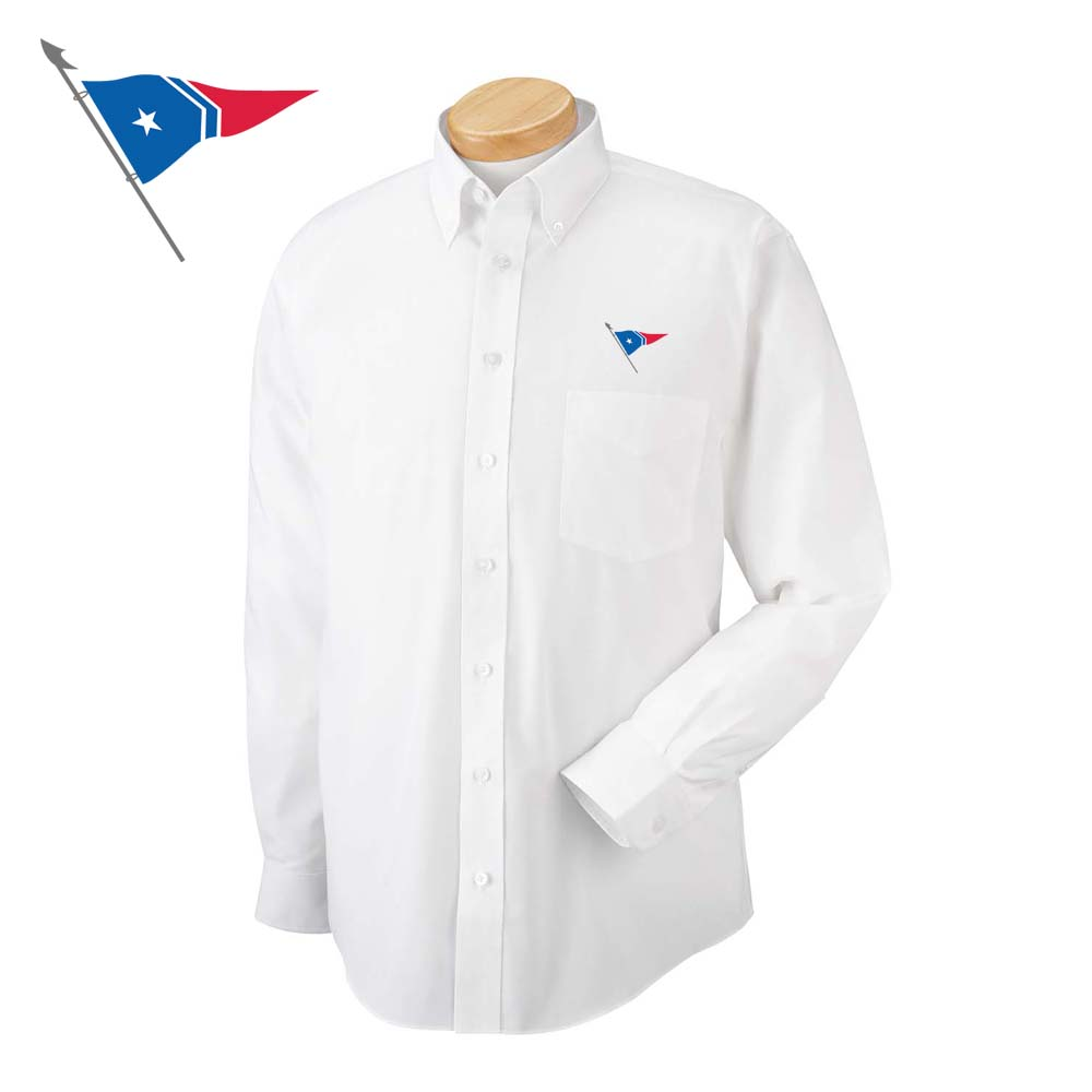 Great Harbor Yacht Club - Men's Oxford Shirt