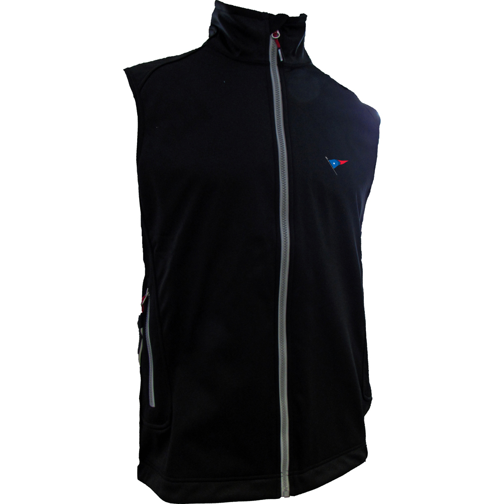 Great Harbor Yacht Club - Men's Scrambler Softshell Vest