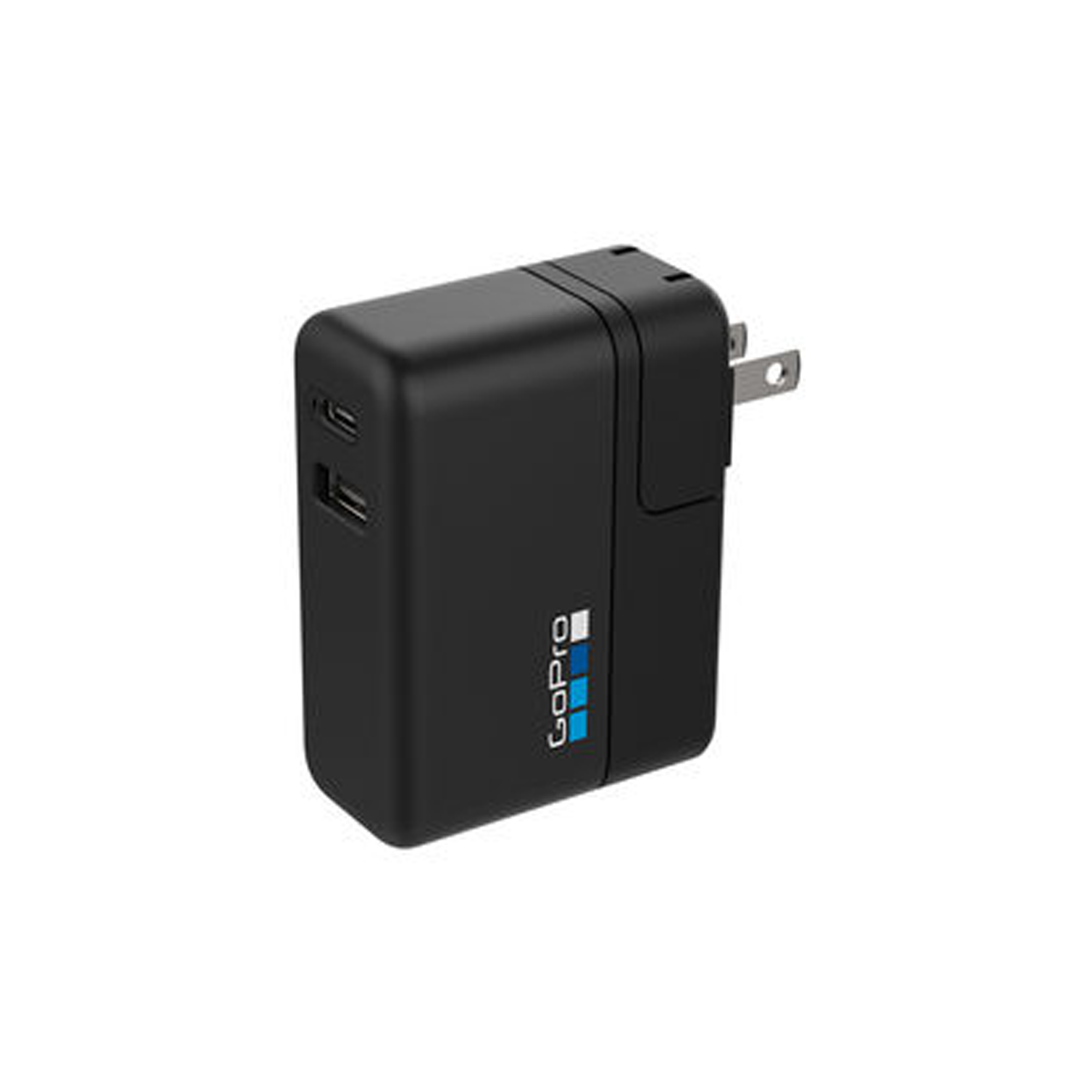 GOPRO SUPERCHARGER - INTERNATIONAL DUAL-PORT CHARGER (AWALC-002)