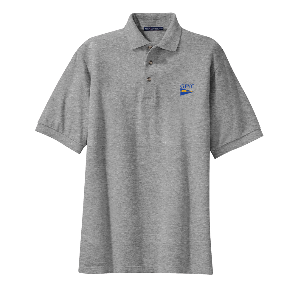 Great Pond Yacht Club - Men's Cotton Polo