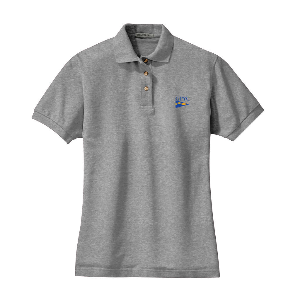 Great Pond Yacht Club - Women's Cotton Polo