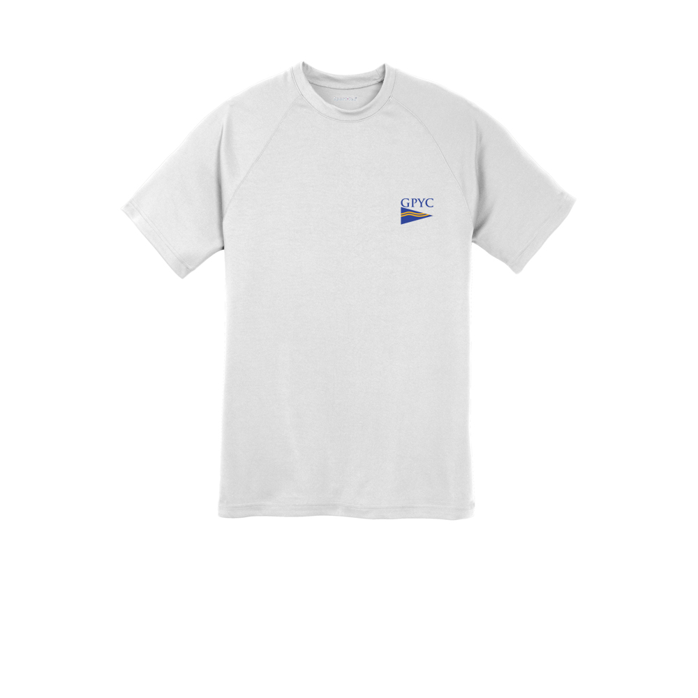 Great Pond Yacht Club - Youth Short Sleeve Tech Tee