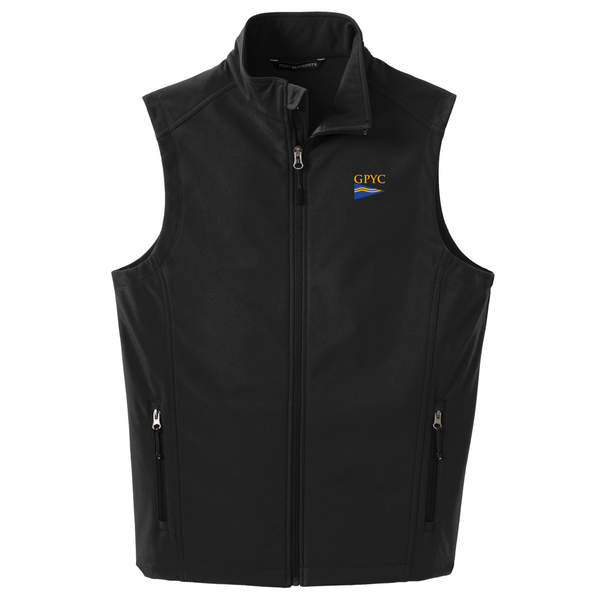 Great Pond Yacht Club - Men's Softshell Vest