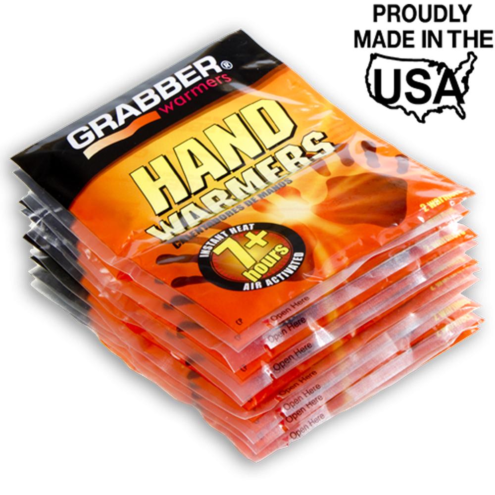 GRABBER 7 HR. HAND WARMERS