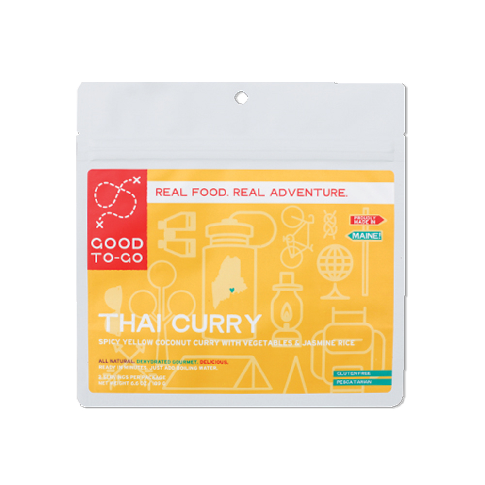 GOOD TO GO THAI CURRY - 2 SERVINGS