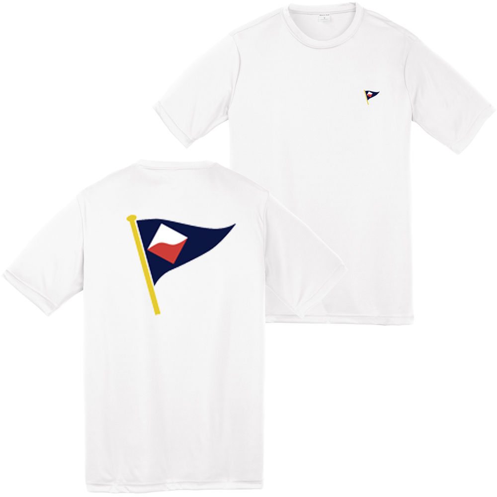 GUILFORD YACHT CLUB K'S S/S TECH TEE