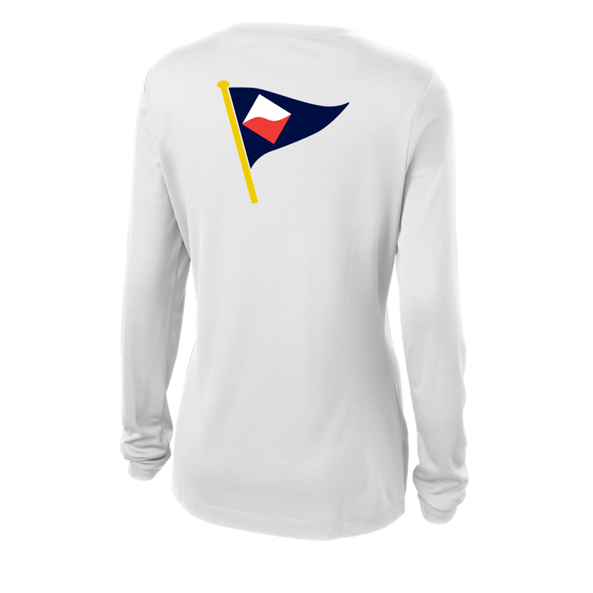 Guilford Yacht Club - Women's Long Sleeve Tech Tee