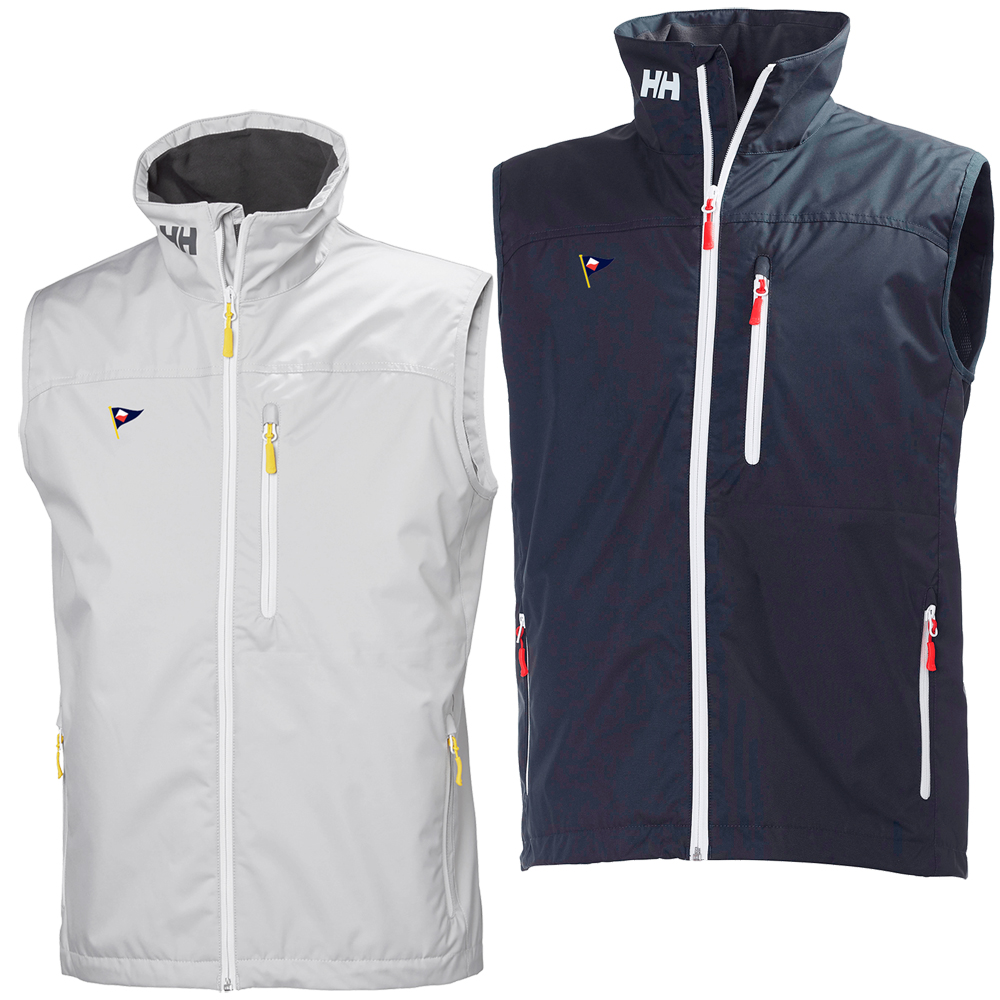 Guilford Yacht Club - Men's Helly Hansen Crew Vest