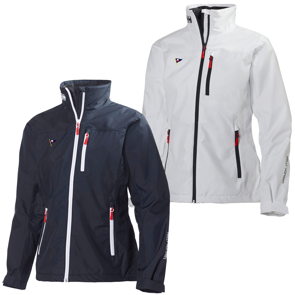 Guilford Yacht Club - Women's Helly Hansen Crew Jacket