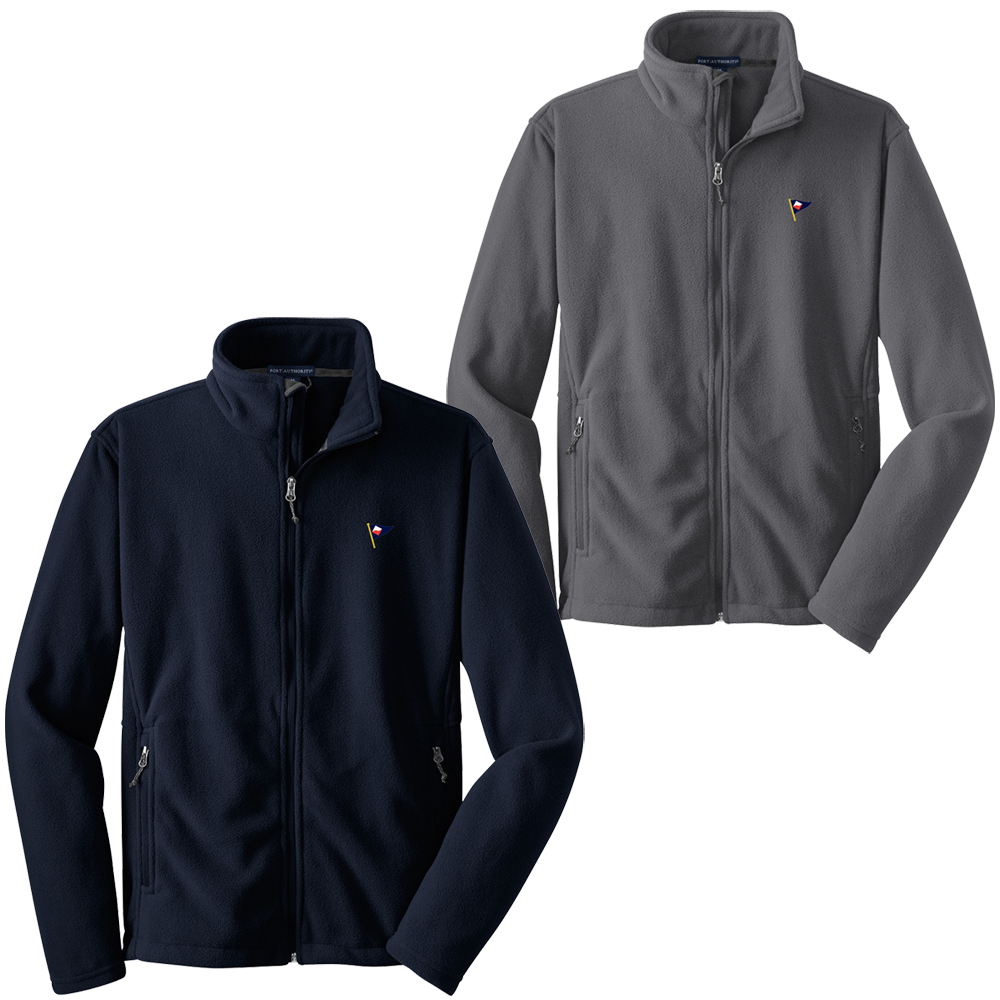 Guilford Yacht Club - Mens' Fleece Jacket