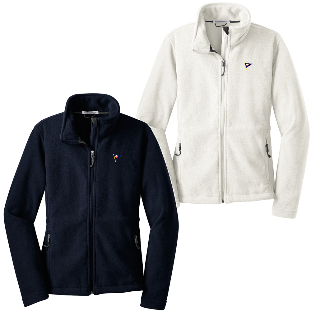 Guilford Yacht Club - Women's Fleece Jacket