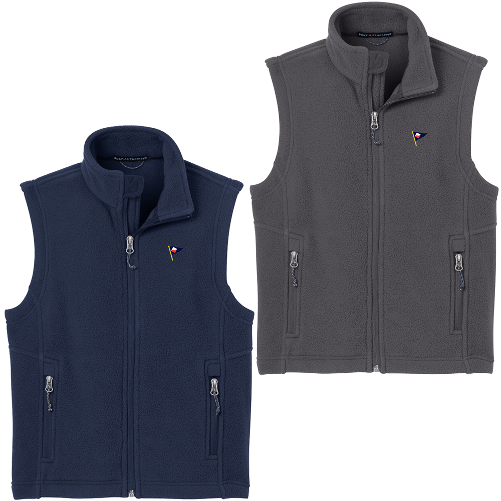 GUILFORD YACHT CLUB K'S FLEECE VEST