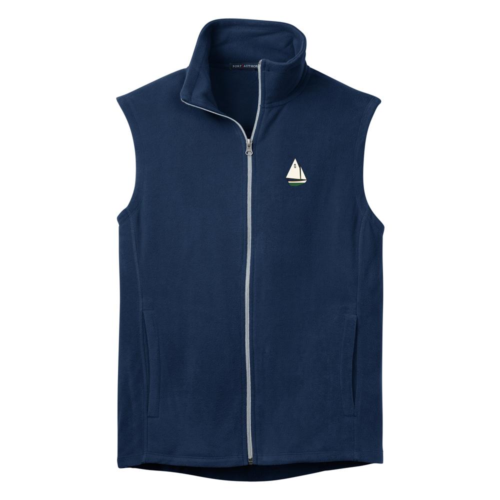 H-Class - Men's Fleece Vest