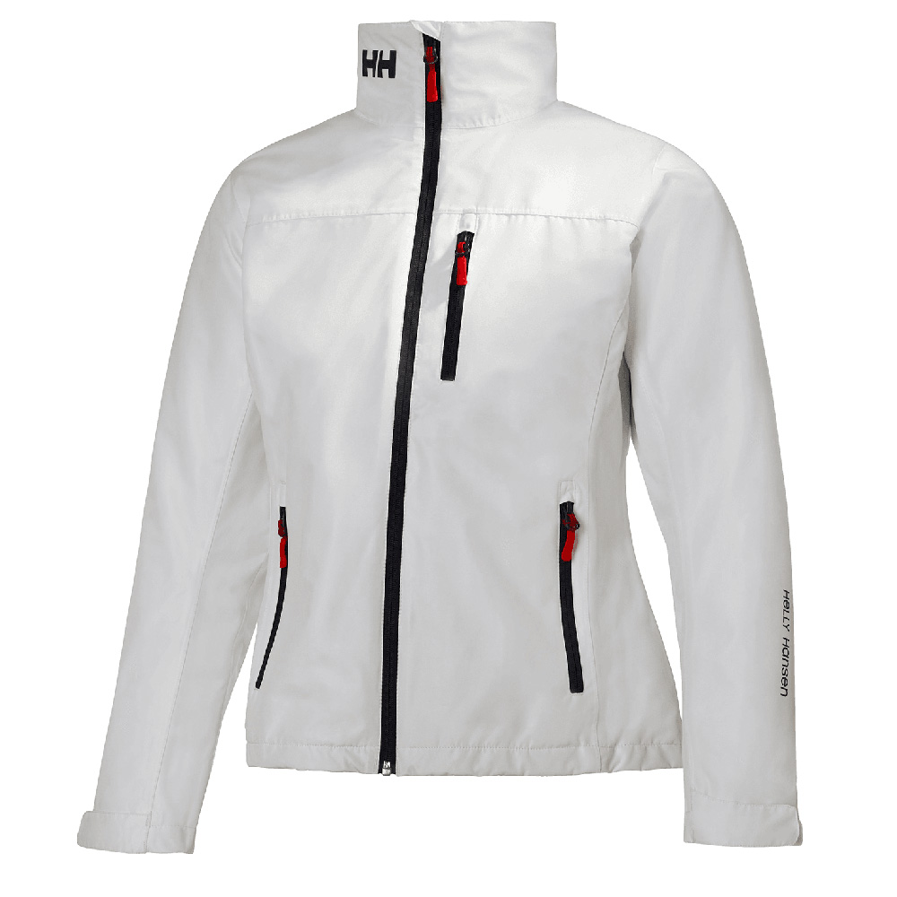 HELLY HANSEN WOMEN'S CREW MIDLAYER JACKET (30317)