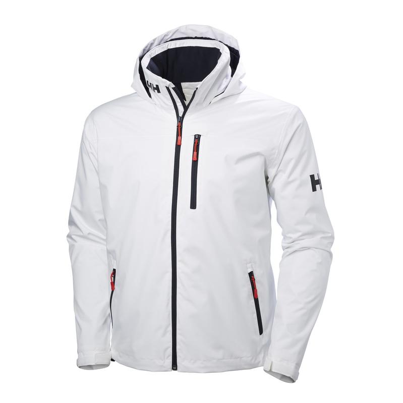 Helly Hansen Crew Hooded Midlayer Jacket Navy 33874 597// Lifestyle