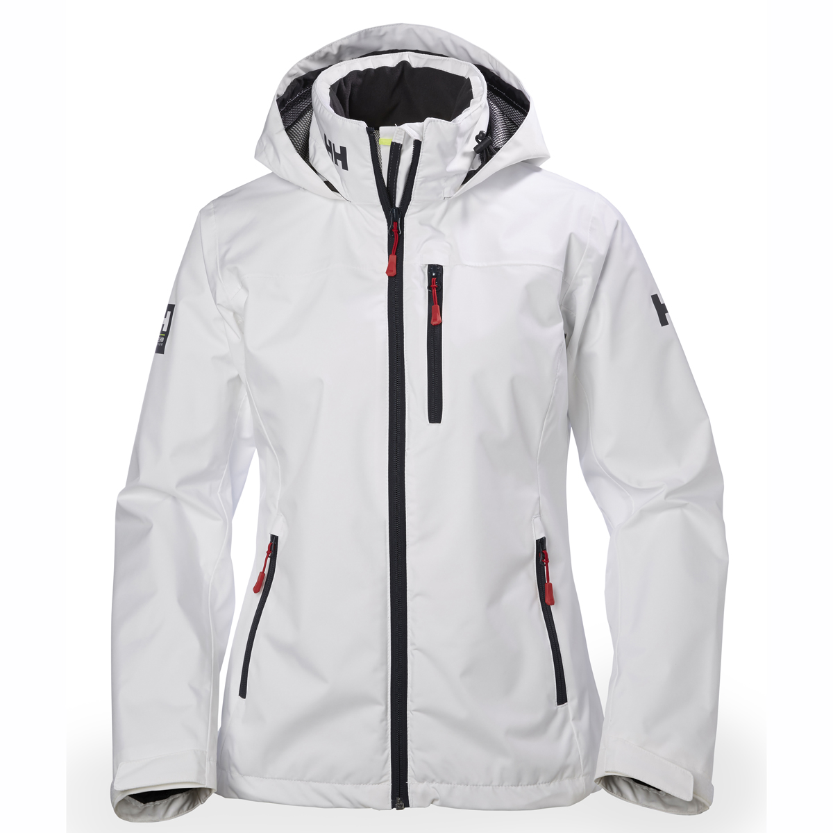 HELLY HANSEN WOMEN'S CREW HOODED JACKET (33899)