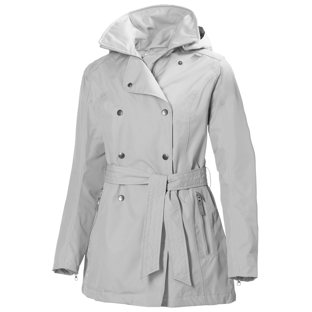 HELLY HANSEN WOMEN'S WELSEY TRENCH (62383)