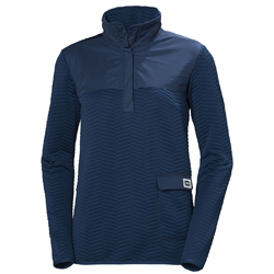 HELLY HANSEN W LILLO QUILTED SWEATER (62867)