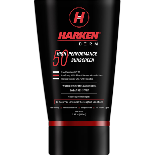HARKEN DERM HIGH PERFORMANCE SUNSCREEN